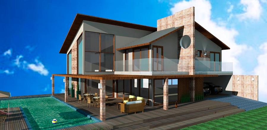 Projeto Arquitetônicos